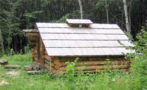 Unique Features of Cabins and Log Cabins Home Plans: