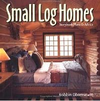 vertical log home plans