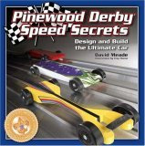 Pinewood Derby Car  Racing information, designs, rules, and more.