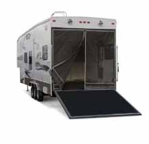 Toy Haulers Travel Trailers for Sale.